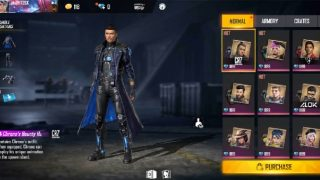 How to get Free Fire Chrono Character for Free?
