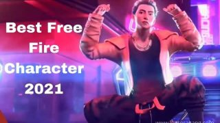 5 Best Characters in Free Fire 2021