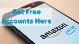 Amazon Prime Free Account with 1 Year Subscription 2021