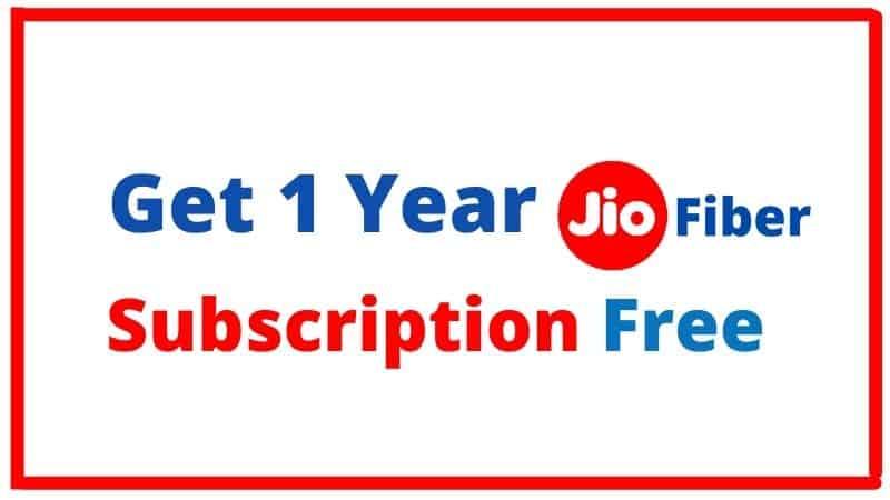 12 Months Free Subscription