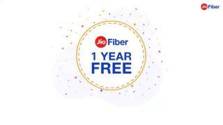 Jio Fiber 1 Year Free Subscription (New Trick): Enjoy 150mbps Speed